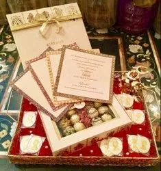 Card Wedding Trousseau Packing