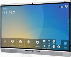 Finger Touch Sharp Interactive Flat 4k Touch Panels 86 inches