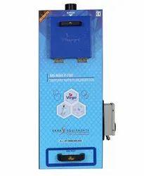 Feminine Hygiene Sanitary Napkin Incinerator Machine MSMAXP700
