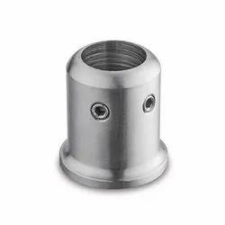 Ss Gibson Shower Header Wall Socket