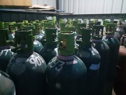UHP Argon Gas Cylinder, For Industrial, 47 - 16000 Litre