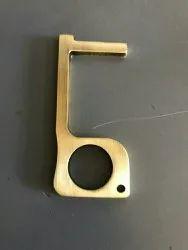 Covid19 Sefty Keychain
