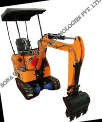 Portable Mini Excavator