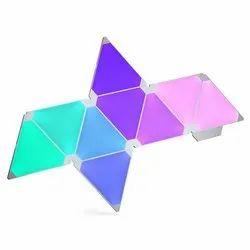 Colour Changing LED Nano Leaf Lights for Decoration