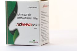 AZINAYA 250 mg Tablets
