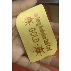 Bio Energy Neodymium Gold Card