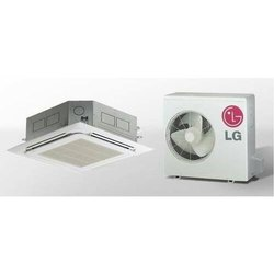 5 STAR Ceiling Mounted LG CASSETTE AIR CONDITIONER, Cooling Capacity: 3500 Kw, 1140W