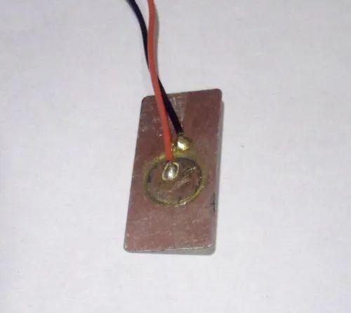 Ultrasonic Piezoelectric Sensor