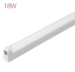White Havells Decorative Slim Linear LED Batten 18W