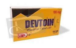 Phenytoin Tablets BP 100mg