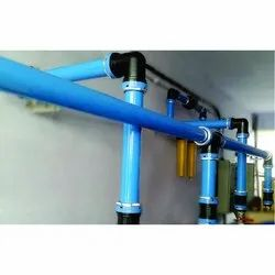 1 Month Industrial Aluminium Air Piping Turnkey Project and Installation Services