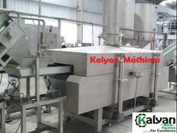 Automatic Continuous Type Fryer