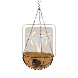 Coco Hanging Baskets Set