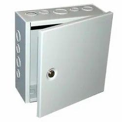 White Sheet Metal Box Enclosure
