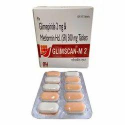Glimscan-M Tablets