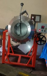 GRAIN ROASTING MACHINES, Capacity: 1kg To Tons, Depends Upon Machine Capacity