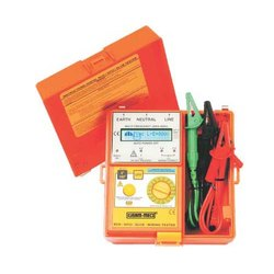 KM-2820EL Digital ELCB Tester