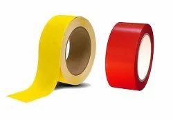 Floor Marking Tape (Red & Yellow)