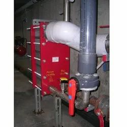 Heat Conservation Covers for Heat Exchanges
