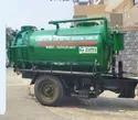 Sewer Suction Jetting Machine