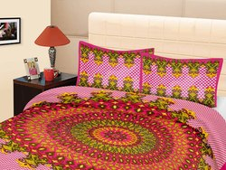 Bed Sheet for Double Bed Cotton