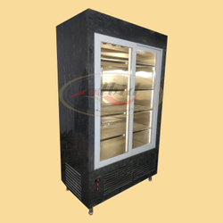 Korean Double Door Visi Cooler 1000 Ltr, Size: Large, Electric