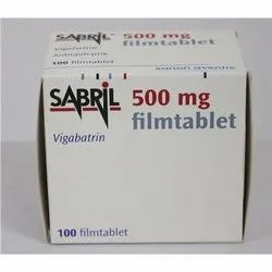 Vigabatrin 500mg Film Tablets
