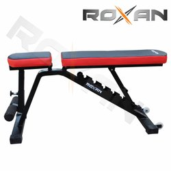 Roxan Adjustable 3 In 1 Bench For Home & Gym