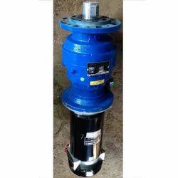 PEC 25-1500w DC Geared Motor, Voltage: 12-180 Vdc, 1440 Rpm