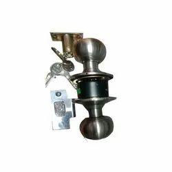 Stainless Steel Dorset Cylindrical Door Knob Lock