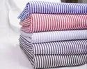 Cotton Striped Shirting Fabric