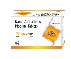 Cur Cumin Tablets Anti-Inflammatory and Antioxidant