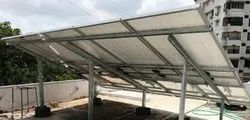 solar hot dip galvanized iron structure