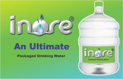 Packaged Drinking Water 20 Ltr.