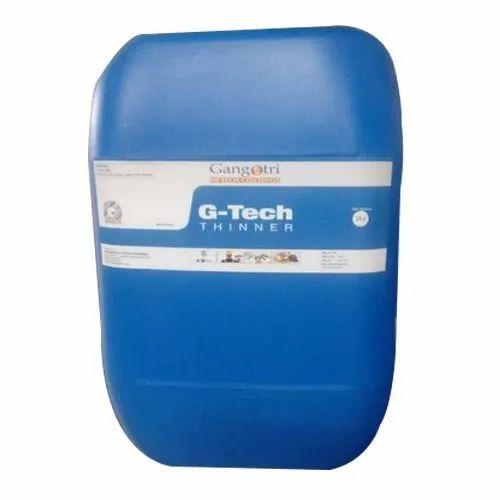 Gangotri G-Tech Thinner, Packaging Size: 50 Liter, Packaging Type: Can