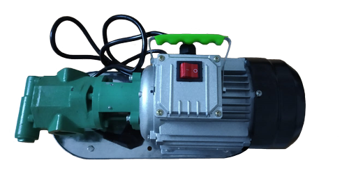 AMSPA 30 M Gear Pump, Max Flow Rate: 75 Lpm, Model: B-75