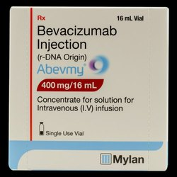 Bevacizumab Abevmy 400mg 100 Mg Injection Mylan