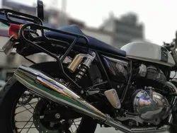 Black Royal Enfield Interceptor / GT Saddle Stay