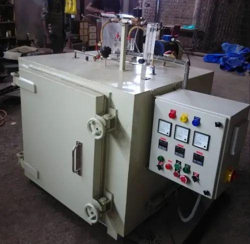 Electric 500-600 deg. Celsius Inert Gas Oven
