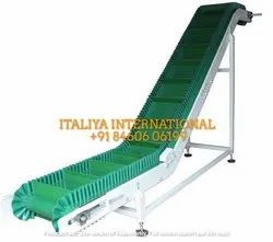 Sidewall Belt Conveyor System