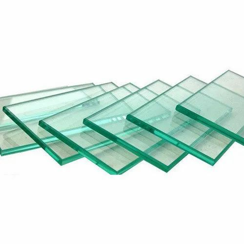 Transparent Laminated Toughened Safety Glass, Thickness: 10.0 mm
