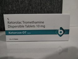 Ketorolac Tromethamine Dispersible Tablets