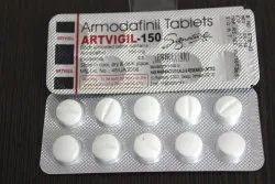 Armodafinil 150 , 10 Pills In A Strip , Packaging Types : Pills