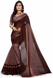 Rustam Cotton Silk Saree