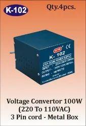K-102 Step Down Voltage Converter (100W)