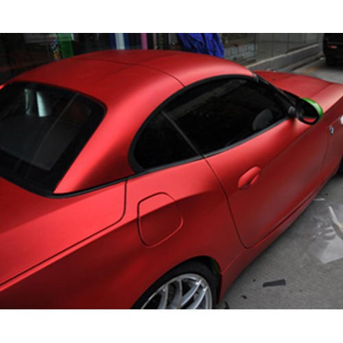 Avery Red Matte Car Wrap Vinyl Roll Rs 20 Square Feet Siddharth
