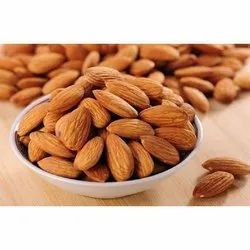 Almond Nut, Packaging Type: Vacuum Bag, Packing Size: 250gm-1kg