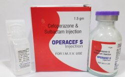 Cefoperazone Sulbactam for Injection