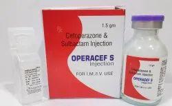 Cefoperazone Sulbactam for Injection