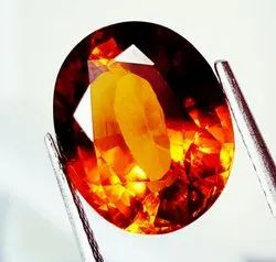 AAA Quality Honey Color  Best Price Garnet Hessonite Gemstone